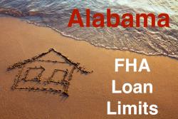 Alabama FHA Loan Limits