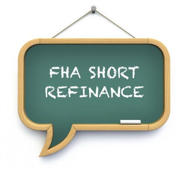 FHA Short Refinance