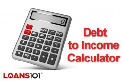 Debt-to-Income Ratio Calculator