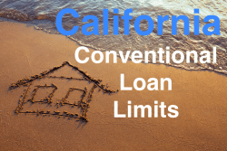 California Conventional Loan Limits