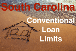 South Carolina Conventional Loan Limits