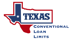 Texas Conventional Loan Limits