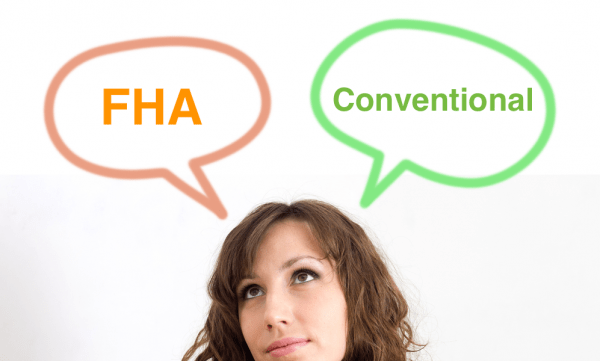 FHA vs Conventional Loan