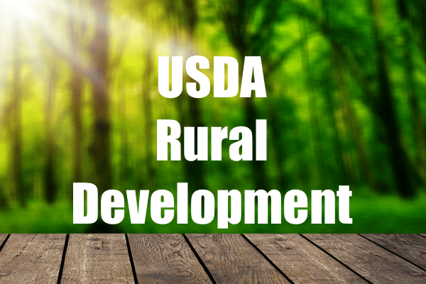 USDA Rural Development - USDA Loans