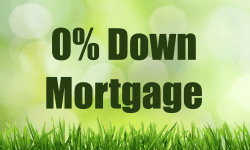 0% Down Mortgage Loans