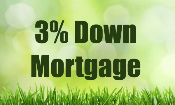3% Down Mortgage Options