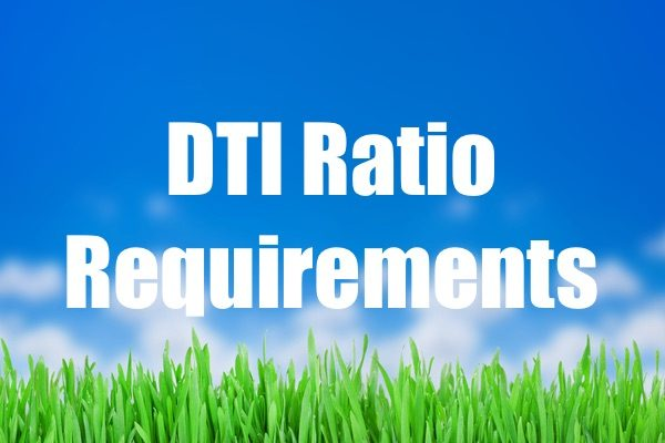 DTI Ratio