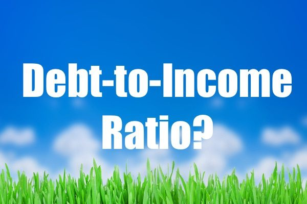 What is Debt-to-Income Ratio?