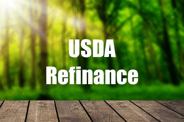 USDA Refinance