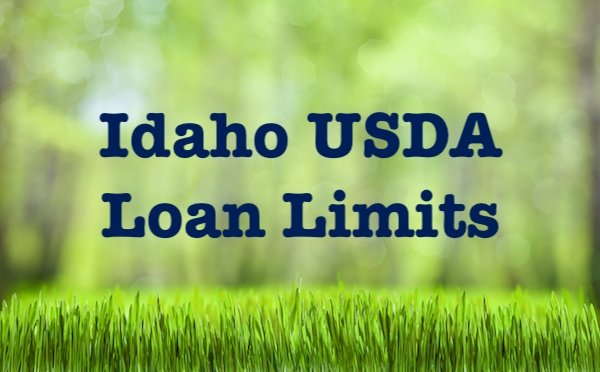 Idaho USDA Loan Limits - Rural development loan map oklahoma