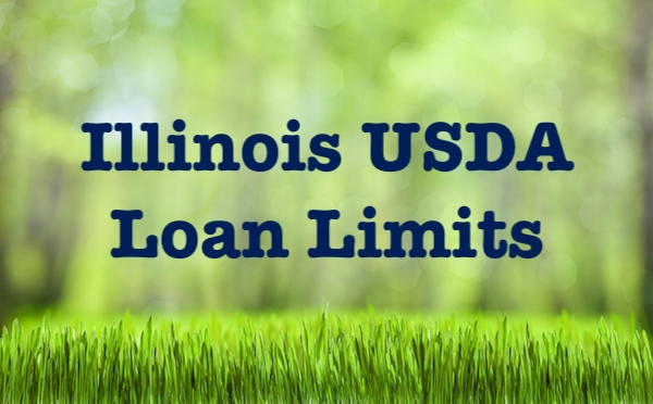 Illinois USDA Loan Limits - Rural development loan michigan map
